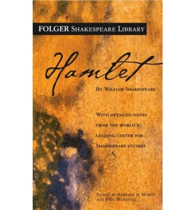 [HAMLET] BY Shakespeare, William (Author) Washington Square Press (publisher) Massmarketpaperback