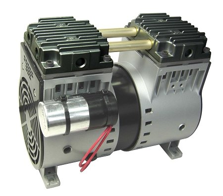 - EasyPro 1/2 HP Rocking Piston Pond Aerator Air Compressor 115 Volt ERP50