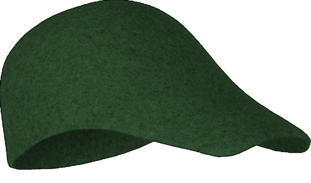 Hut   Cap   Mütze  Tomcap, Merinowolle, dunkelgrün, verschiedene Größen