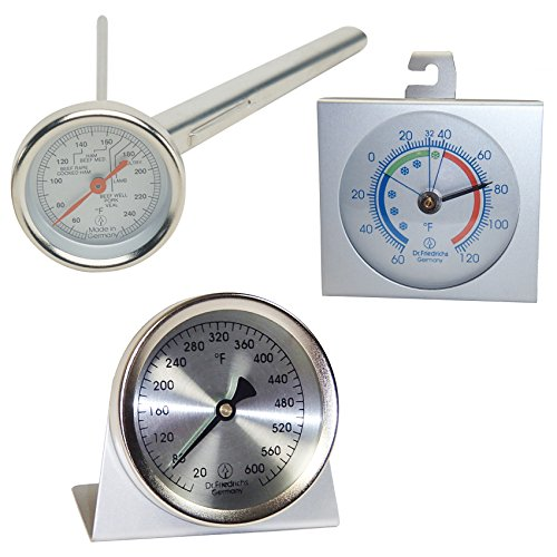 Chef's Tools Kitchen Thermometer Set