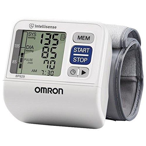 Omron(r) Bp629n 3 Series Wrist Blood Pressure Monitor