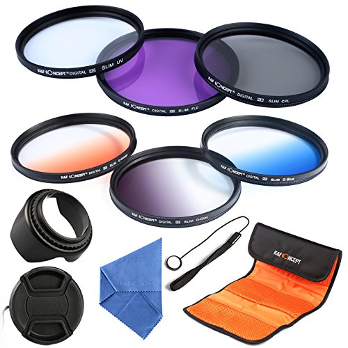 62mm nd filter kit - 8