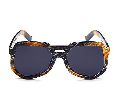xuexue Gafas De Sol Europa Tendencias Hormigas Grises Moda ...