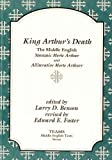 img - for King Arthur's Death: The Middle English Stanzaic Morte Arthur and Alliterative Morte Arthure (TEAMS Middle English Texts) book / textbook / text book