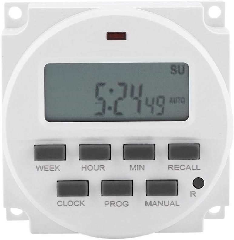 Interruptor programable programable, control inteligente digital, prensa de plástico, botón de electrodoméstico, aplicación, tabla de publicidad