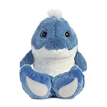 """Dynamo Dolphin Taddle Toes 10"""" Stuffed Animal"""