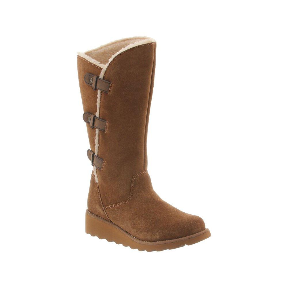 BEARPAW Women's Hayden Boot Hickory II Size 7 B(M) US