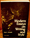 Modern Essays on Writing and Style, Paul C. Wermuth, 003076565X