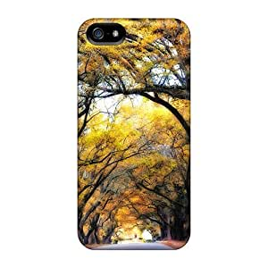 Excellent Design Tie A Yellow Ribbon Case Cover For Iphone 5/5s