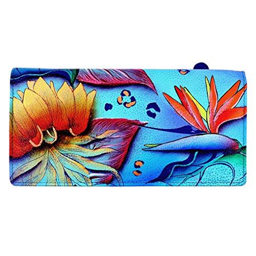 anuschka-hand-painted-genuine-leather-slim-bi-fold-wallet-tropical-dreams