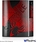 Sony PS3 Skin - Spider Web