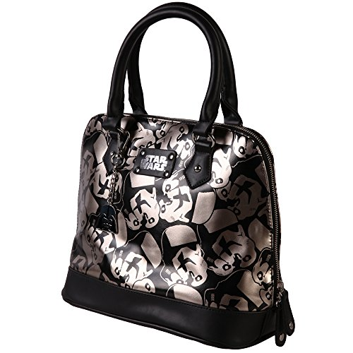 Star Wars Stormtroopers Handbag with Darth Vader Charm