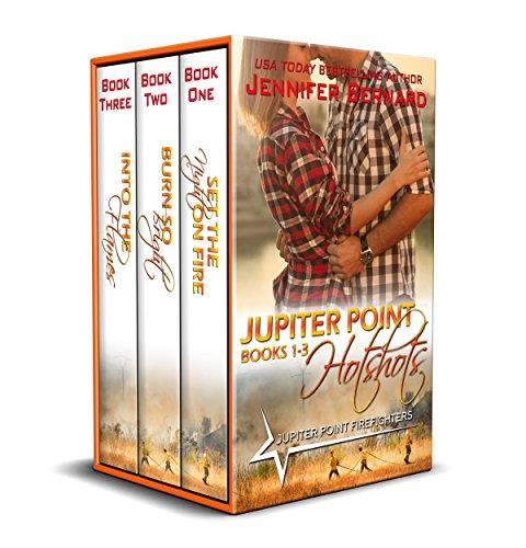 (Jupiter Point Hotshots Box Set: Jupiter Point, Books 1-3)