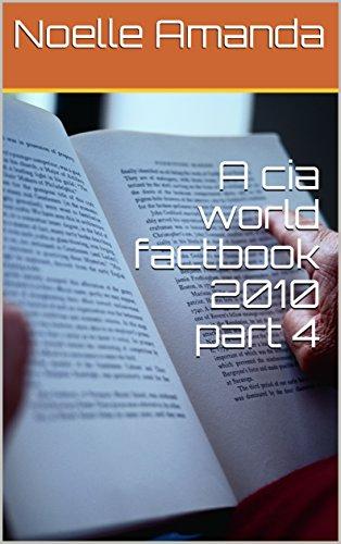 Corsican Four - A cia world factbook 2010 part 4 (Corsican Edition)