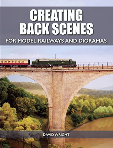 Amazon creating back scenes for model railways and dioramas creating back scenes for model railways and dioramas by wright david fandeluxe Images