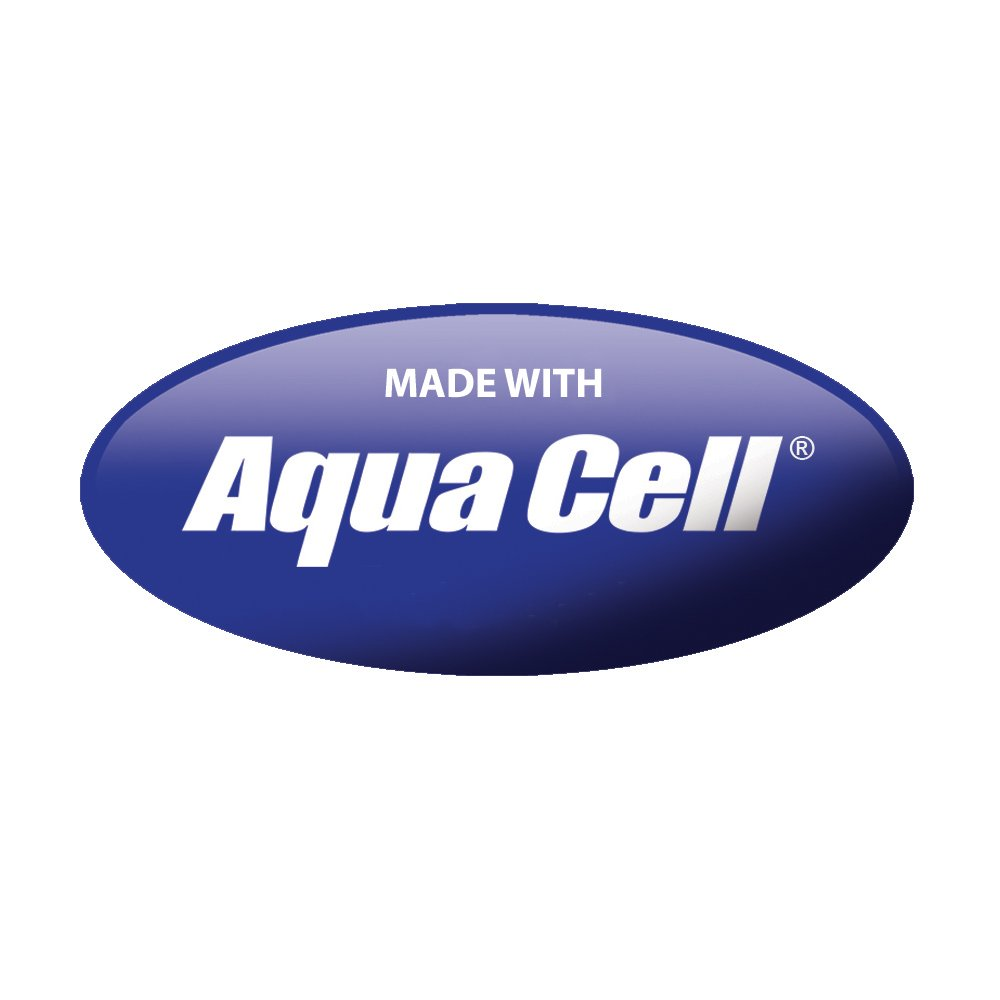 Aqua Cell Marquis 1.5-in Thick Swimming Pool Float Green 74 L x 28 W x 1.5 H 74 L x 28 W x 1.5 H NT100A
