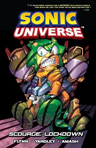 Sonic Universe Vol. 8: Scourge - Lockdown Vol. 8: Scourge - Lockdown