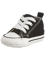 Converse Chuck Taylor First Star Black 8J231 Infant 3