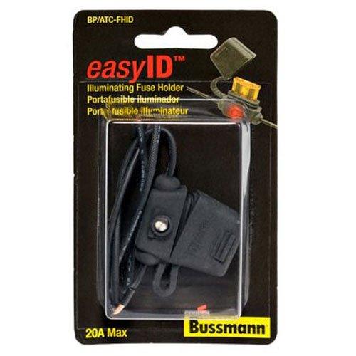 Bussmann BP/ATC-FHID easyID Inline Fuse Holder W19-2745