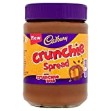 Original Cadbury Crunchie Chocolate Spread Imported From The UK England British Crunchie Chocolate Spread British Choclate Spread