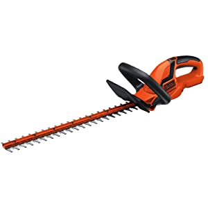 BLACK+DECKER LHT2220B 20-Volt Bare Max Lithium Ion Cordless Hedge Trimmer