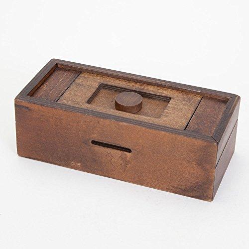 Stash Your Cash Secret Puzzle Box