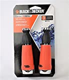 Black & Decker Pack of 2 Twist Nozzle Garden Hose
