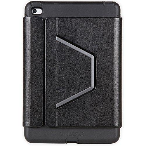 (OtterBox SYMMETRY SERIES Case for iPad Mini 4 (NOT iPad Mini 1/2/3) - Black - New, Non-Retail)