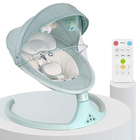 Amazon.com: ZZY - Silla de balancín eléctrico para bebé ...