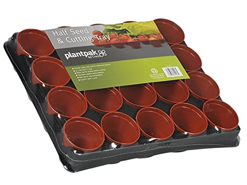Plantpak Half Seed And Cutting Tray 20 Pot (36) 70200051 by Plantpak