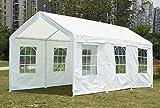 Quictent 20'X10' Heavy Duty PE Water Resistant Party Wedding Tent carport Canopy