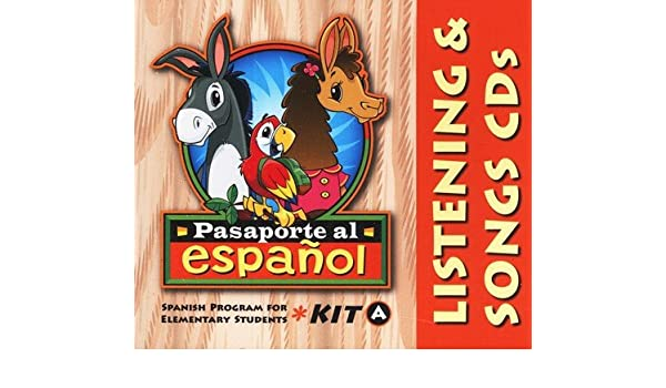 Pasaporte Al Espanol CD Set (for Use with Kit A) Hardcover