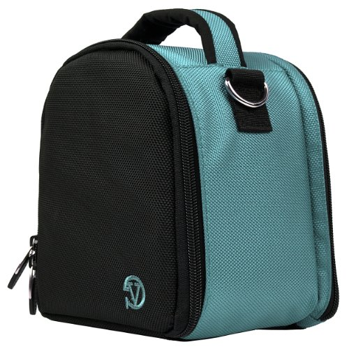 Laurel Travel Camera Bag Case for Fujifilm Finepix S1, S8600, S9200, S9400W, X T1 DSLR Camera