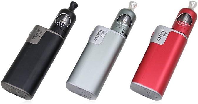 Aspire Zelos 50w 2500mah batería incorporada Nautilus 2 2ml TPD Compliant Kit (Negro), Este producto no contiene nicotina ni tabaco: Amazon.es: Salud y cuidado personal