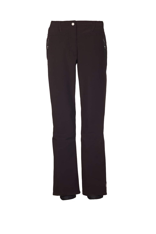 Noir FR   XL  Killtec Jilia Pantalon Softshell Femme