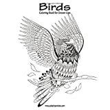 Birds Coloring Book for Grown-Ups 1
