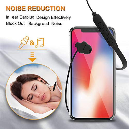 Headphones to wear while sleeping
