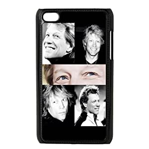 Jon Bon Jovi iPod Touch 4 Case Black MUS9127287