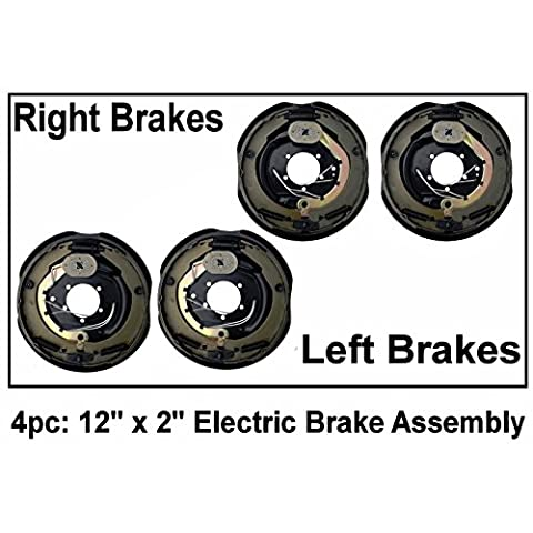 Trailer Brake Assembly 12