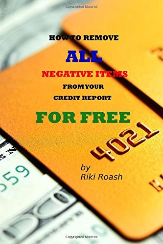 Remove Negative Items Credit Report product image