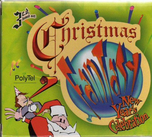 Christmas Fantasy/New Year's Celebration Bing Crosby White Christmas Year