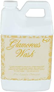 Tyler Glam Wash Laundry Detergent, Diva, Liquid, 64 Fl Oz (Half Gallon) HE Safe