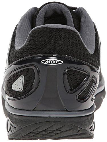 MBT Jengo Neutral Men Schuhe black-silver - 40