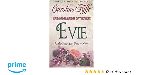 Amazon com: Mail-Order Brides of the West: Evie (McCutcheon Family