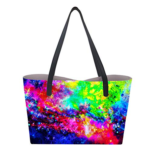 Showudesigns 3 Large mano donna Borsa a Galaxy OfUWqOR4wr