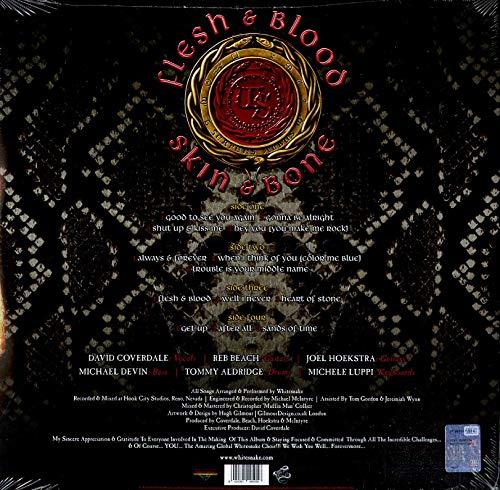 Flesh&Blood : Whitesnake: Amazon.es: Música