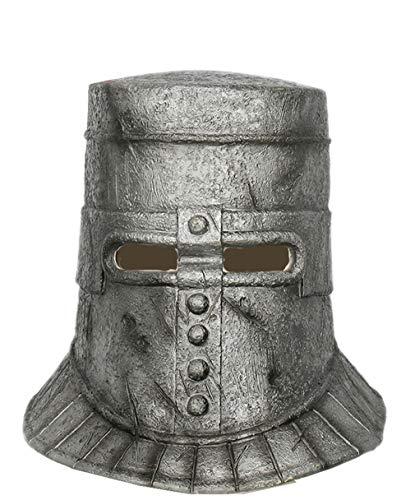 - Xcoser Dark Solaire Helmet Deluxe Latex Mask Cosplay Costume Accessory