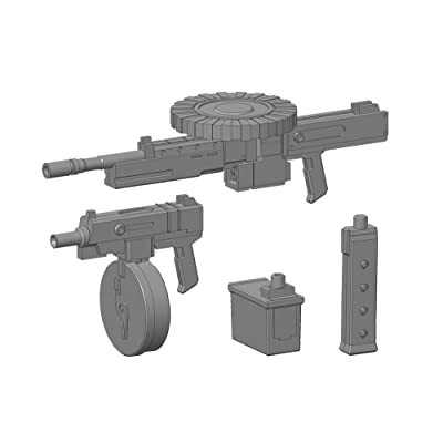 M.S.G Modeling Support Goods - Weapon Unit 40 Multi Caliber: Toys & Games