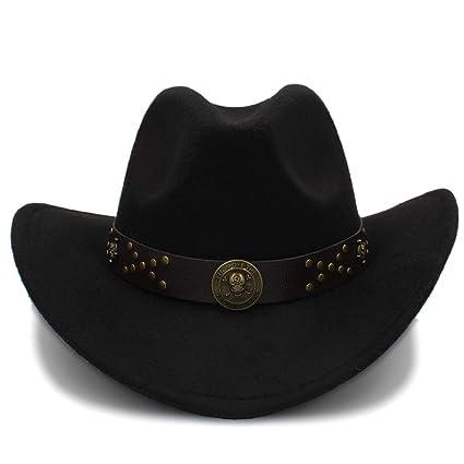 GR Cappelli da Cowboy Cappelli da Viaggio per Donna Cappelli da Uomo  Cappelli Western Cowgirl Cowgirl d8bb9fb22b52