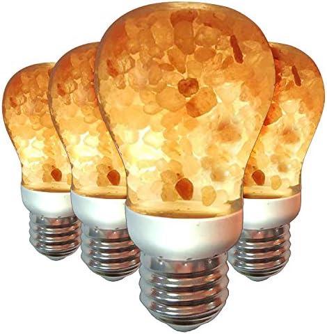 Himalayan Glow Natural Bulb Warm Amber Glow